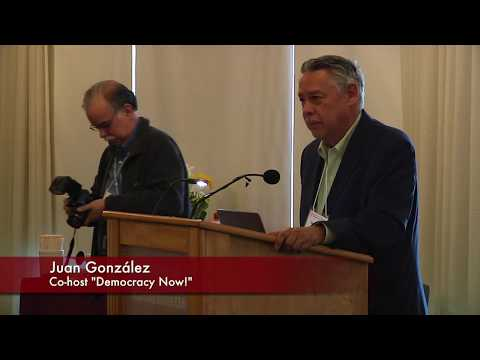 Juan Gonzalez Keynote - Puerto Rico's Financial Crisis Conference at UMass Amherst