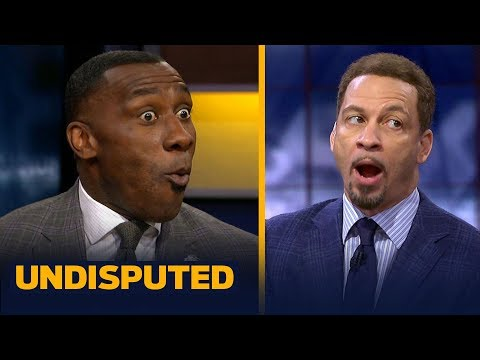 Chris Broussard on Eastern Conference after Cavs trades: 'It's Boston's funeral' | UNDISPUTED