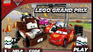 Grand Prix Lego Cars 2 Car Racing Games - games for kids