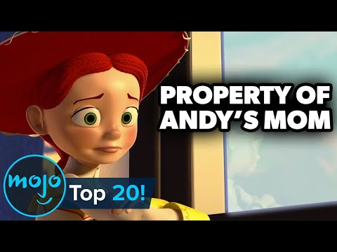 Top 20 Strangest Disney Fan Theories Ever
