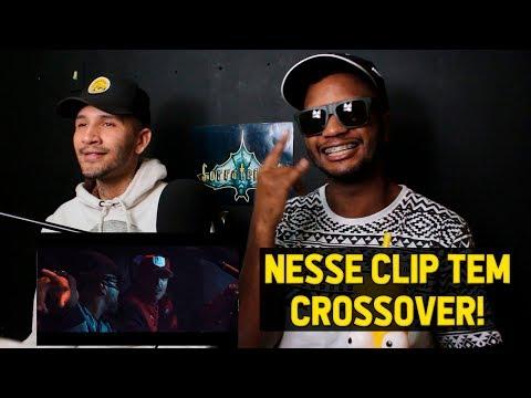 Hungria Hip Hop - Beijo Com Trap (Official Vídeo) (REACT)