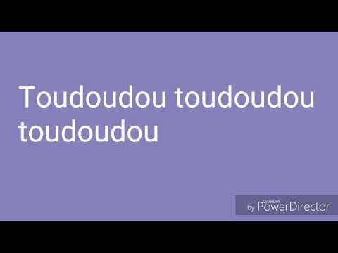 Lanmou fasil- Vayb Paroles