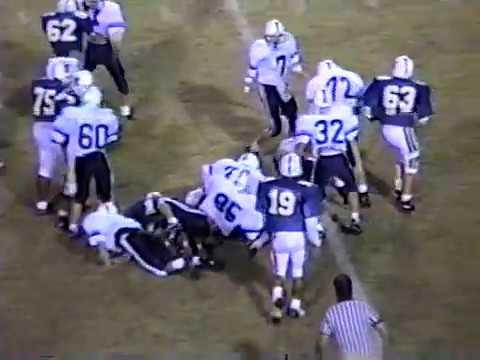 1991 Monroe Academy Mustangs at Mount de Sales Cavaliers (football)