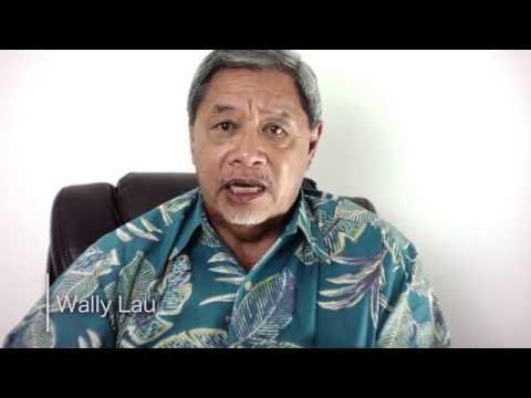 Wally Lau for Hawaii County Mayor 2016