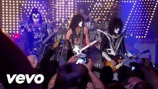 Kiss - Detroit Rock City (Live On Letterman/2012)