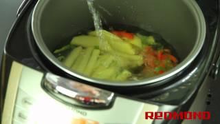 Мультиварка REDMOND RMC-M4502 Щавелевый суп