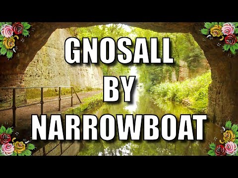 Gnosall - A Narrowboat Journey On The Shropshire Union Canal.