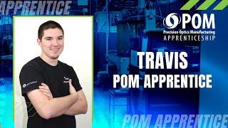 Meet our Apprentice Travis