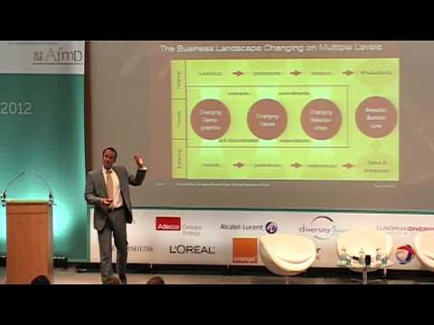 "Keynote ""The revolution at work: diversity in companies within Europe"" by Michael Stuber"