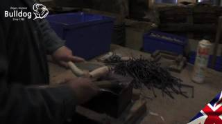 Manufacturing A Bulldog Ash Yd Handle