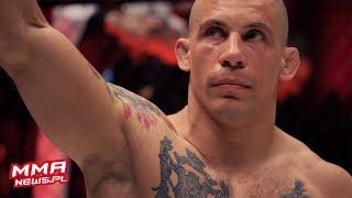 KSW 50: Damian Janikowski nie będzie już walczył pod publikę