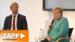 Absurde Vorwürfe: Merkel kontert AfD-Politiker