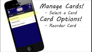 how to manage cards with the hnb mobile banking app