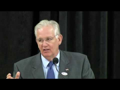 Governor Jay Nixon -  Administrators Conference