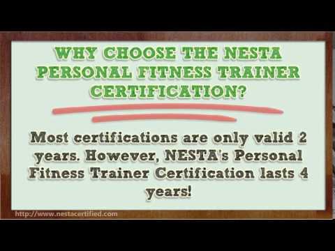 Top Personal Training Certification Program - YouTube