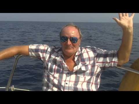 Sailing holiday with Alan in Polis, Cyprus