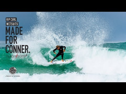 Conner Coffin | Made For Waves 2018 | Wetsuits by Rip Curl