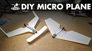 $40 Diy Power Up Rc Airplanes!