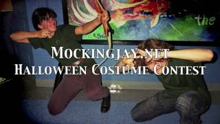 'the Hunger Games' Halloween Costume Contest - Mockingjay.net