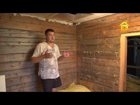 видео: Переделка бани для себя // forumhouse
