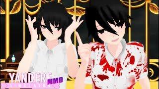 [MMD x Yandere Simulator] Wanna Play