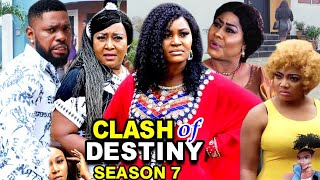 CLASH OF DESTINY SEASON 7 - (New Hit Movie) - Chizzy Alichi 2020 Latest Nigerian Nollywood Movie