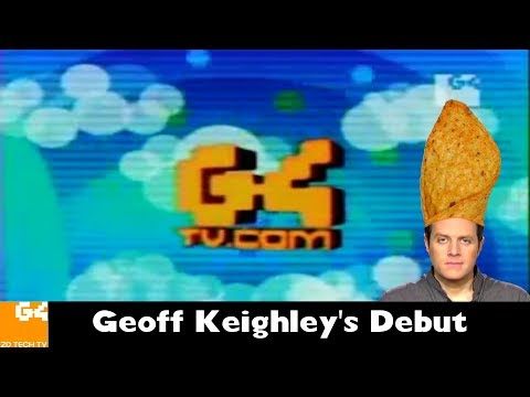 G4TV.com - Geoff Keighley's First Show