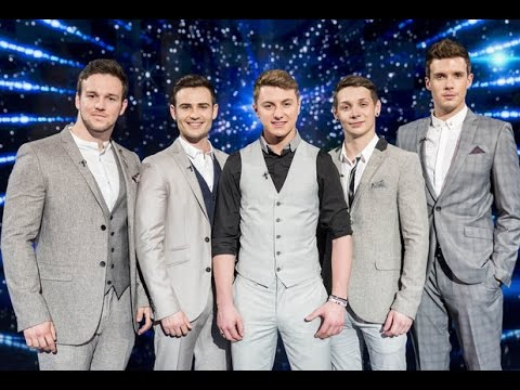 Frozen - 'Let It Go' (Collabro Cover) - HOYS 2014