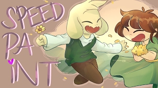 """""""THERE IS LIFE"""" (Undertale Speedpaint) 