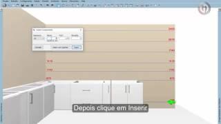 Projeto de Cozinha VDMax 3.0 Marceneiro Parte1