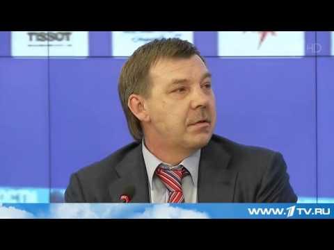 Олег Знарок официально представлен в качестве главного тренера сборной России по хоккею