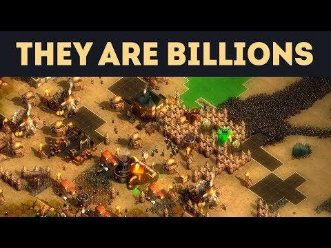 СЕКРЕТНЫЙ НОЧНОЙ СТРИМ НА 800%! - They Are Billions