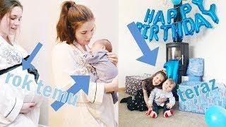 Pierwszy rok malucha + impreza urodzinowa Noah