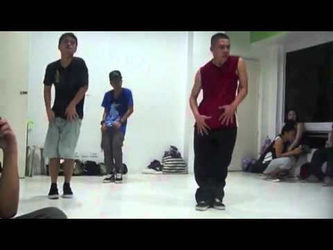 Jhayz Polintan Choreography - Bout 'ta Bubble by Tech N9ne