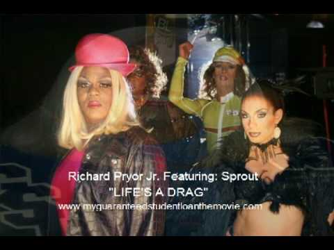 richard pryor jr gay