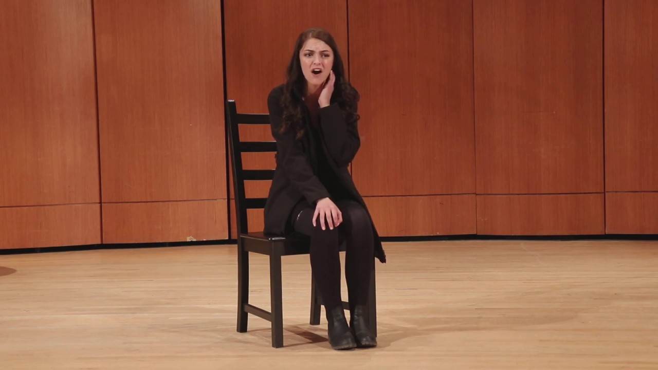 "Kyra Gusdal   ""Anyway""   by Kerrigan-Lowdermilk - Musical Theatre"