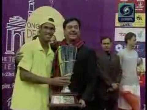 Somdev conquers Delhi Open in style
