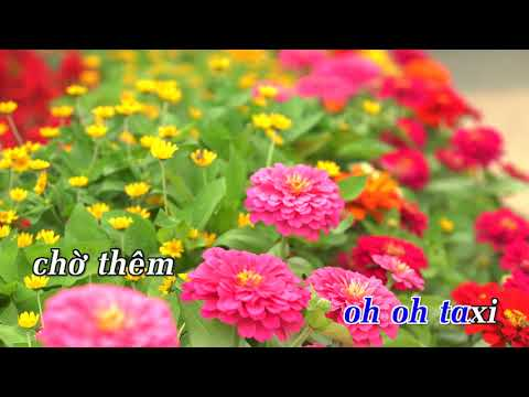 KARAOKE NHẠC TRẺ 2018 | Taxi (Remix) - St. Nguyễn Hải Phong | Beat Chuẩn
