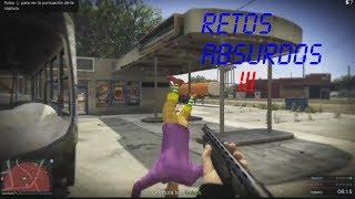GTA Online retos estúpidos! 3
