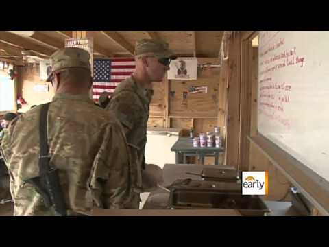 How troops cope with casualties in Afghanistan
