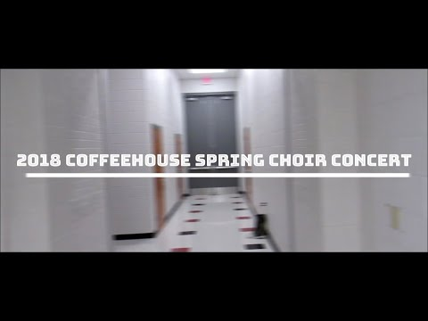 2018 Ranchview High School Coffee House Spring Concert