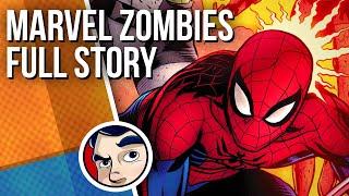 Marvel Zombies + Reboot + Zombiepool - Full Story | Comicstorian