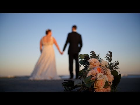 A Jersey Shore Wedding Love Story- Katie & Matt- All Set Creations- Icona Diamond Beach, NJ