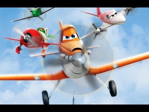 Мультфильм самолеты киного