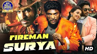 Fireman Surya New Released Full Hindi Dubbed Movie | South Blockbuster Action Movie In Hindi Dubbed