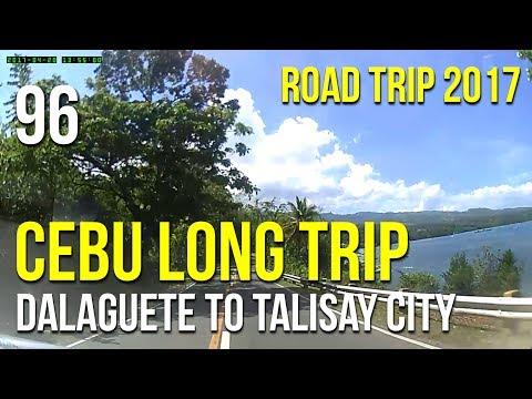 Road Trip #96 - Cebu Long Trip (Dalaguete to Talisay City)