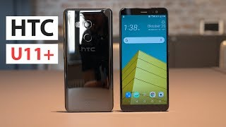 HTC U11+ Hands On - nah an der Perfektion | deutsch