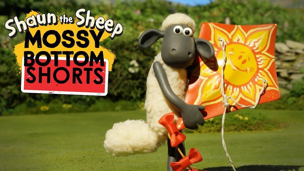 Thả diều | Mossy Bottom Shorts | Những Chú Cừu Thông Minh [Shaun the Sheep]