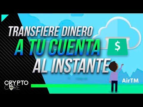 RETIRAR TUS CRIPTO Ó DIVISAS A CUENTA DE BANCO - AIRTM - DEPÓSITO - RETIRO / BTC / ETH / XRP / ZEC