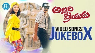 Allari Priyudu Full Songs Video Jukebox - Rajashekar, Ramya Krishna, Madhubala